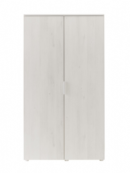 Pine Finish Wardrobe 2 Door